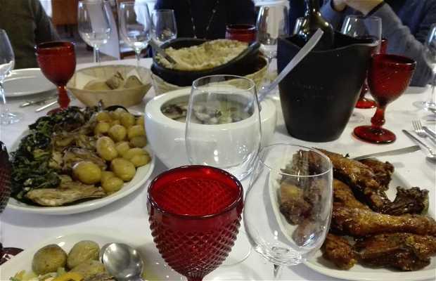 Restaurante de Tormes
