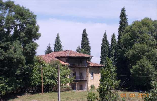 Palacio de la Cogolla