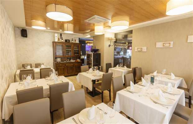 EVOQUE - Restaurante
