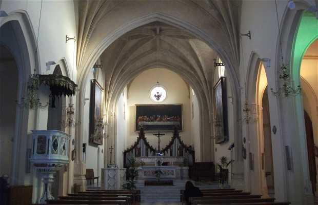 Iglesia de Sant'Eulalia