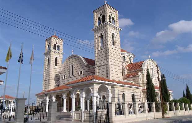 Iglesia Timios Stavros (Strovolos)