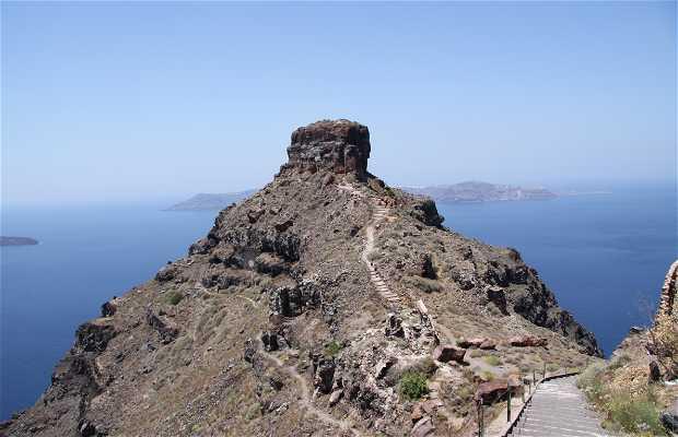 Skaros en santorini 2 opiniones y 8 fotos for Oficina de turismo de grecia