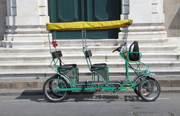 Tour em quadriciclo