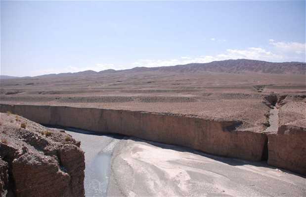 Point de vue de Gobi