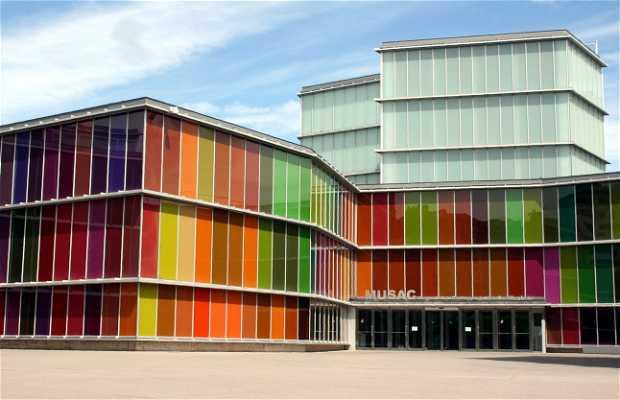 Museo de Arte Contemporáneo de Castilla y Leon MUSAC