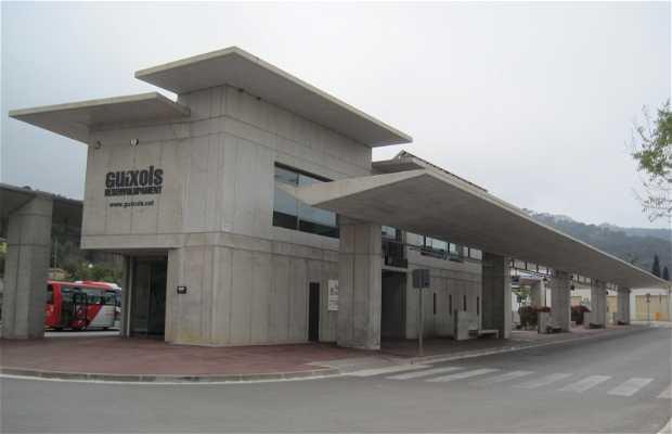 Gare routière de Sant Feliu de Guíxols