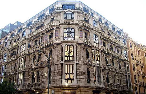 Casa Montero a Bilbao