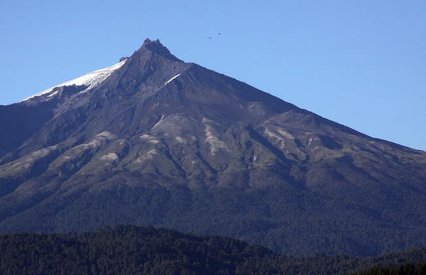Volcán Choshuenco