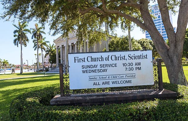 Primera Iglesia de Ciencia Cristiana