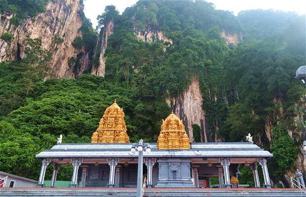 Sri Alemelu - El Templo del Señor de la Colina