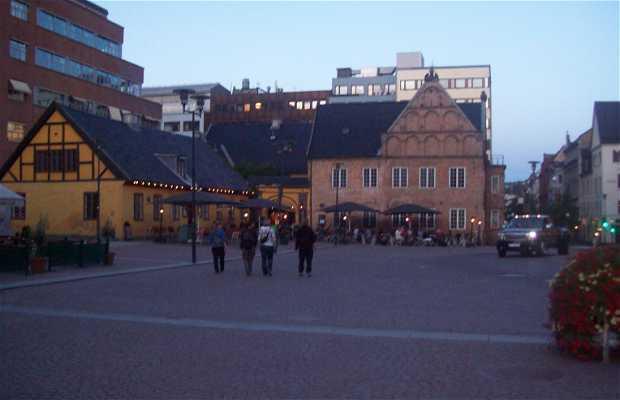 Radhusgata