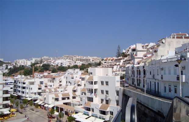 Views to Albufeira