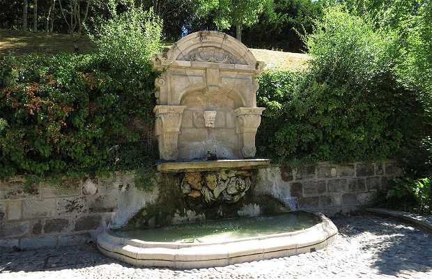 La fontaine Saint Sour