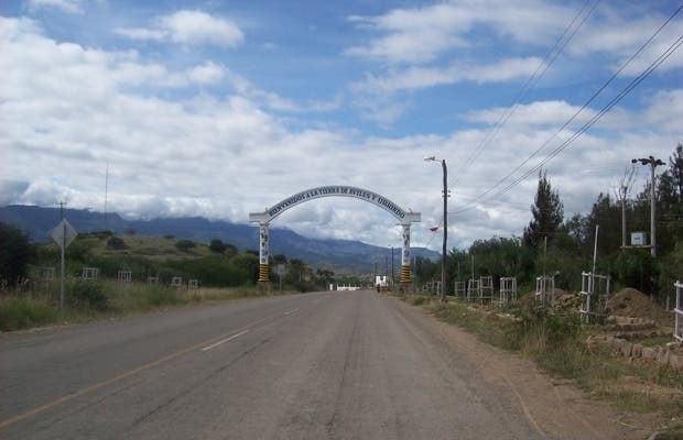 Valle De La Concepcion