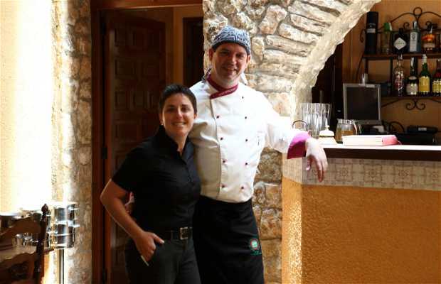 Molí dels Avis Restaurant