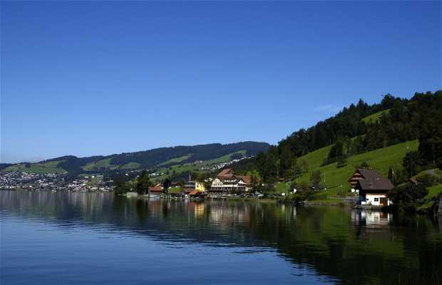Lago Ägeri (Ägerisee)