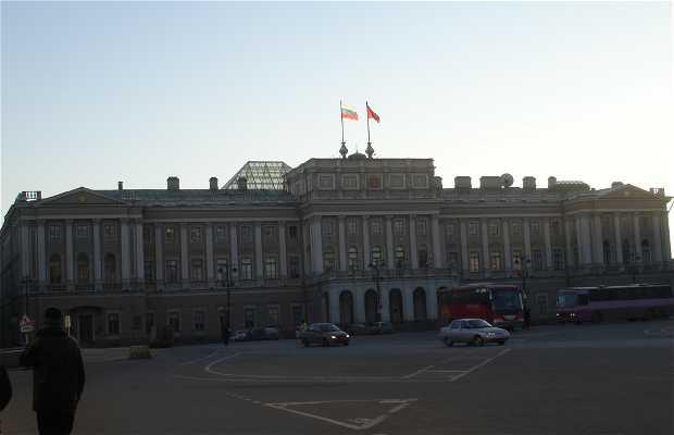 Marie de St Pétersbourg
