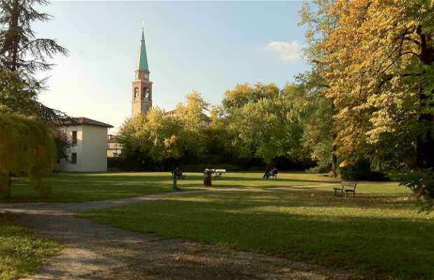 Parque Ragazzi del Brunetta - Universidad de Udine