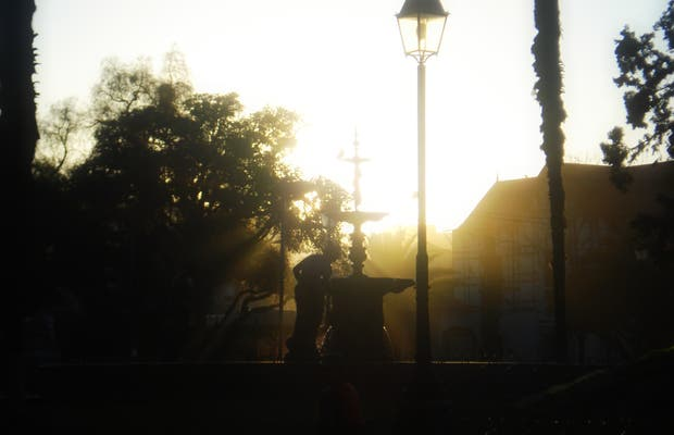 Parco Bolivar a Sucre