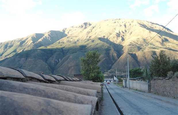 Vista desde Andahuaylillas