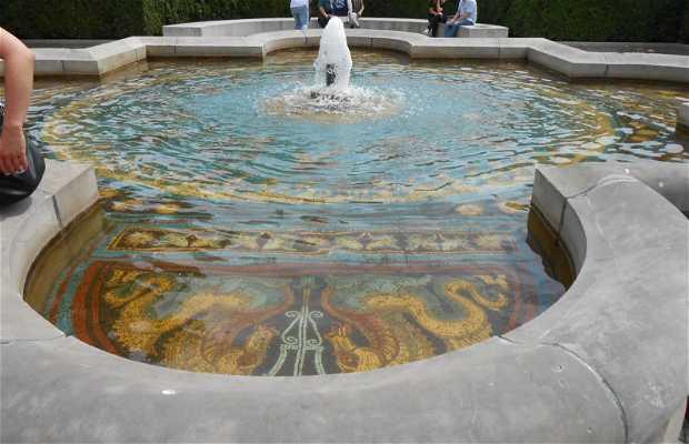 Fontana Isola dei Musei