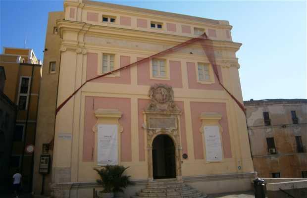 Antico Palazzo di Città, Cagliari
