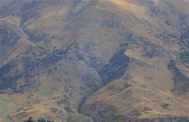 Trilha no Parque Nacional Abel Tasman