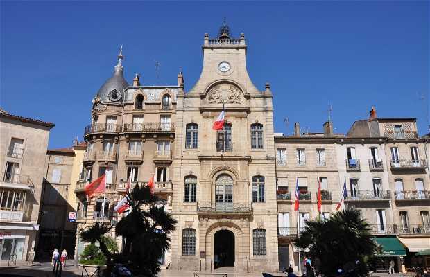 Ayuntamiento en beziers 3 opiniones y 1 fotos for Ayuntamiento de villel de mesa