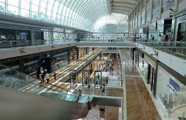 Centre Commercial de Marina BaySands