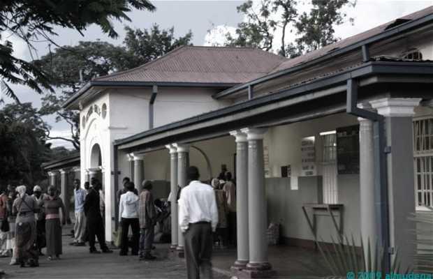 Estación De Tren De Victoria Falls