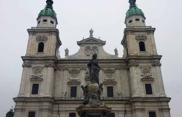 Historic Centre of Salzburg