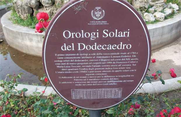 Fuente del Dodecaedro
