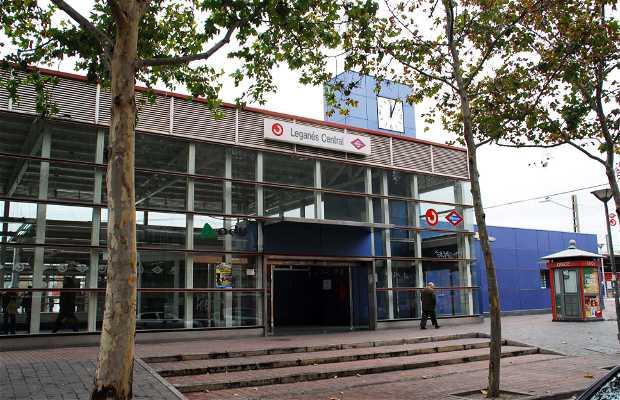 Estación de Leganés