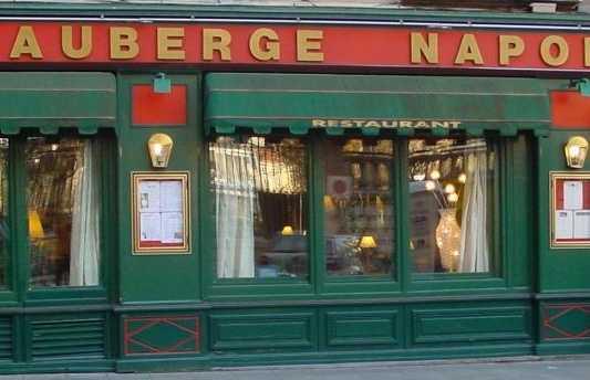 Restaurant Auberge Napoléon