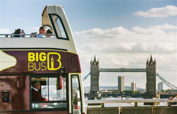 Big Bus Tours Londres