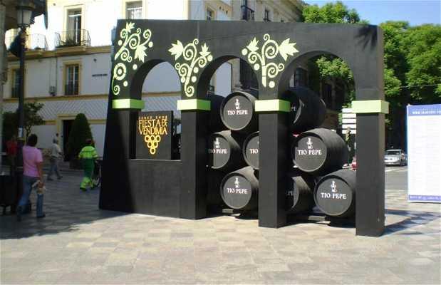 Centro de Visitantes Puerta de Andalucía