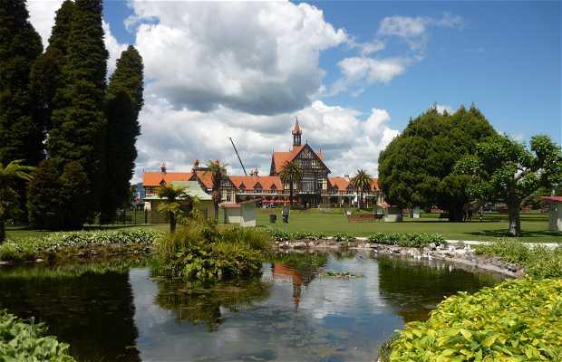 Les jardins Governement Gardens