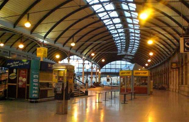 Newcastle Station