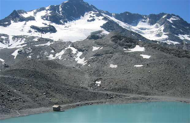 Péclet Glaciar