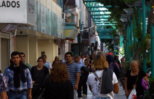 Paseo San Martín