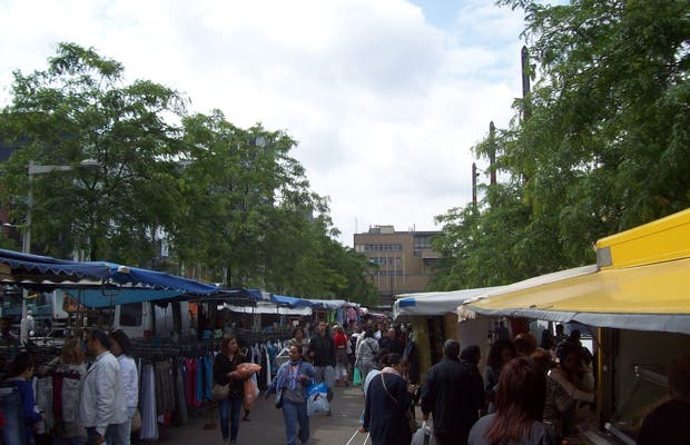 Mercado de Midi