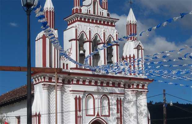 Iglesia Real de Mexicanos