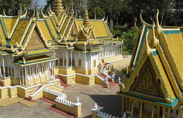 Village Culturel de Camboya