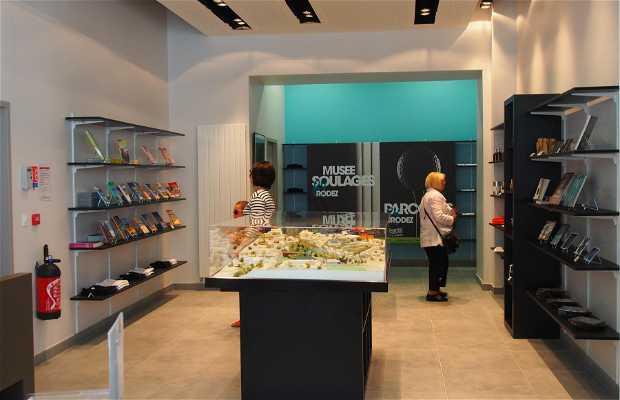 Oficina de turismo en rodez 2 opiniones y 1 fotos for Oficina turismo francia en madrid