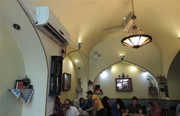 Roozegar Café