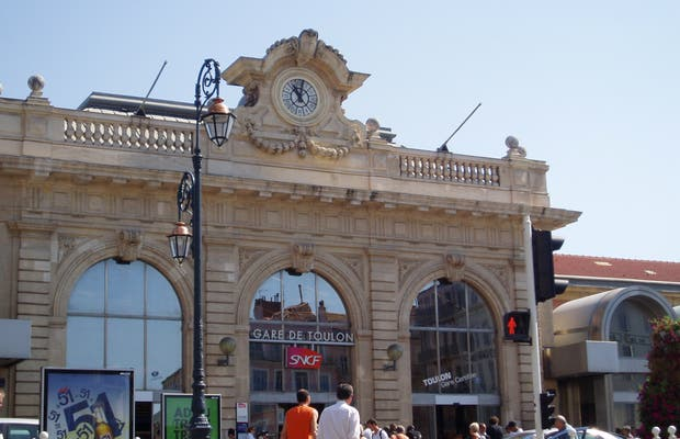 Estacion de Toulon