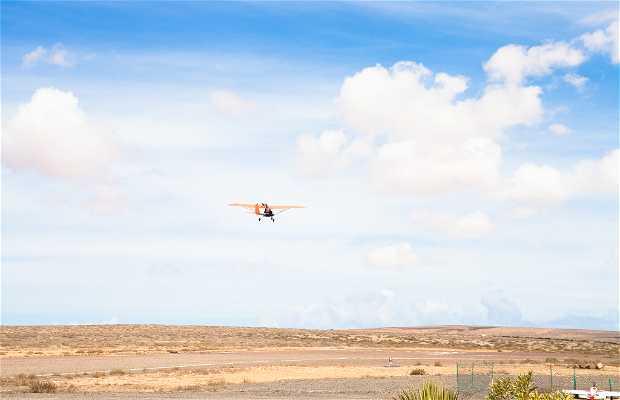Aeródromo El Jarde