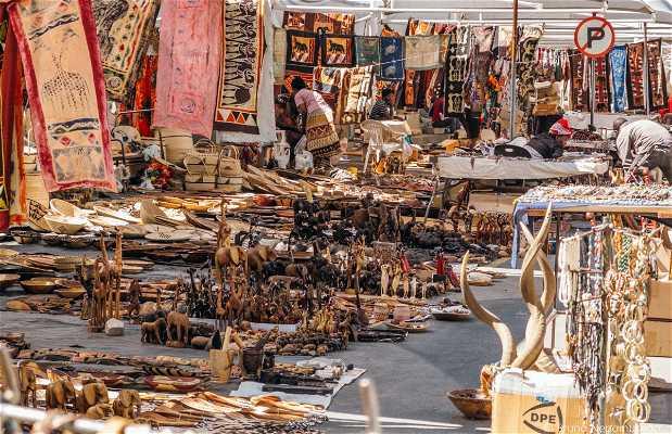 Mercado de Artesanato da Independence Ave