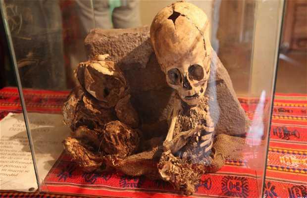 Museo Ritos andinos
