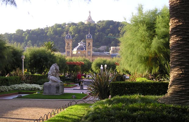 Jardines de Alderdi Eder